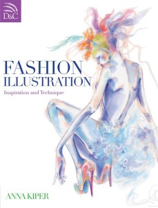 Recenzie cartea Fashion Illustration de Anna Kiper