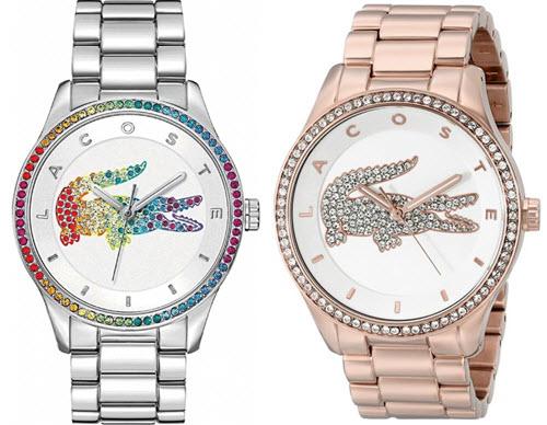 Ceasuri Lacoste pentru femei si barbati la reducere