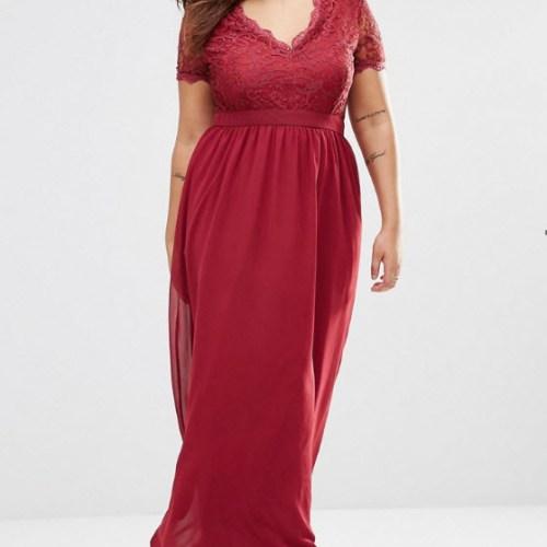 rochie bordo lunga de seara dantela cu triplu voal
