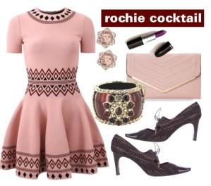 rochie cocktail