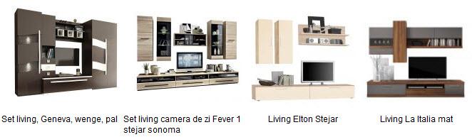 seturi de mobila pentru sufragerie living