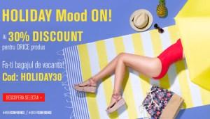 Fashion Days 30% Discount – HOLIDAY Mood ON!