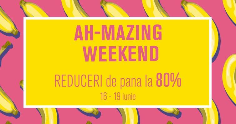 fashiondays.ro ah mazing weekend reduceri de pana la 80% 16 iunie 19 iunie