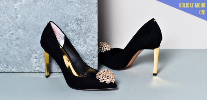reduceri de 30 la suta o promotie pentru pantofi clasici