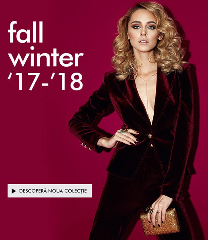 colectia Nissa toamna iarna 2017 2018 de haine si accesorii de dama online