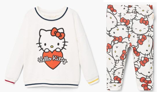 pijama hello kitty