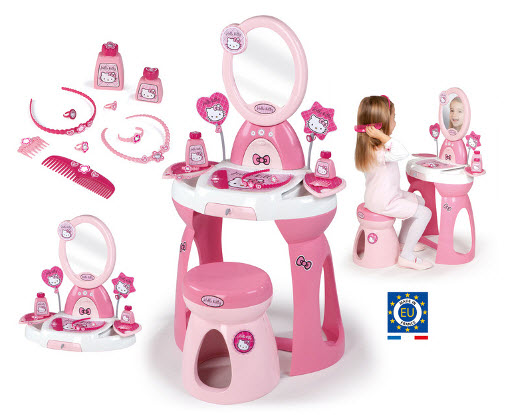 salon de frumusete Hello Kitty