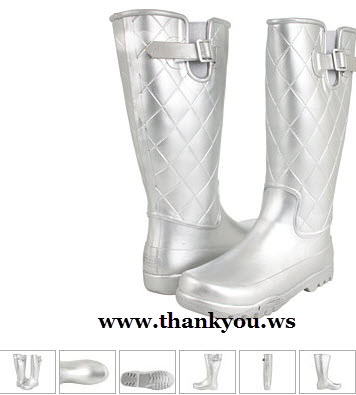 Sperry Top-Sider Pelican Boot argintii