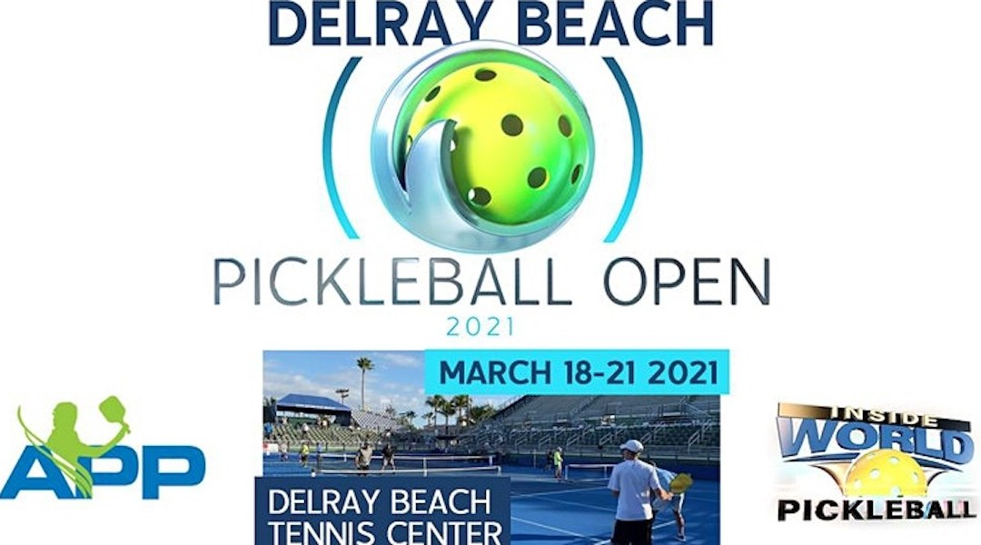TYFRO Press Release » Delray Beach Pickleball Open 2021 - Featured Image