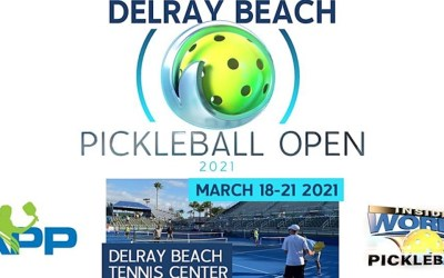 [Press Release] 2021 Delray Beach Pickleball Open to Benefit Non-Profit Thank You First Responder