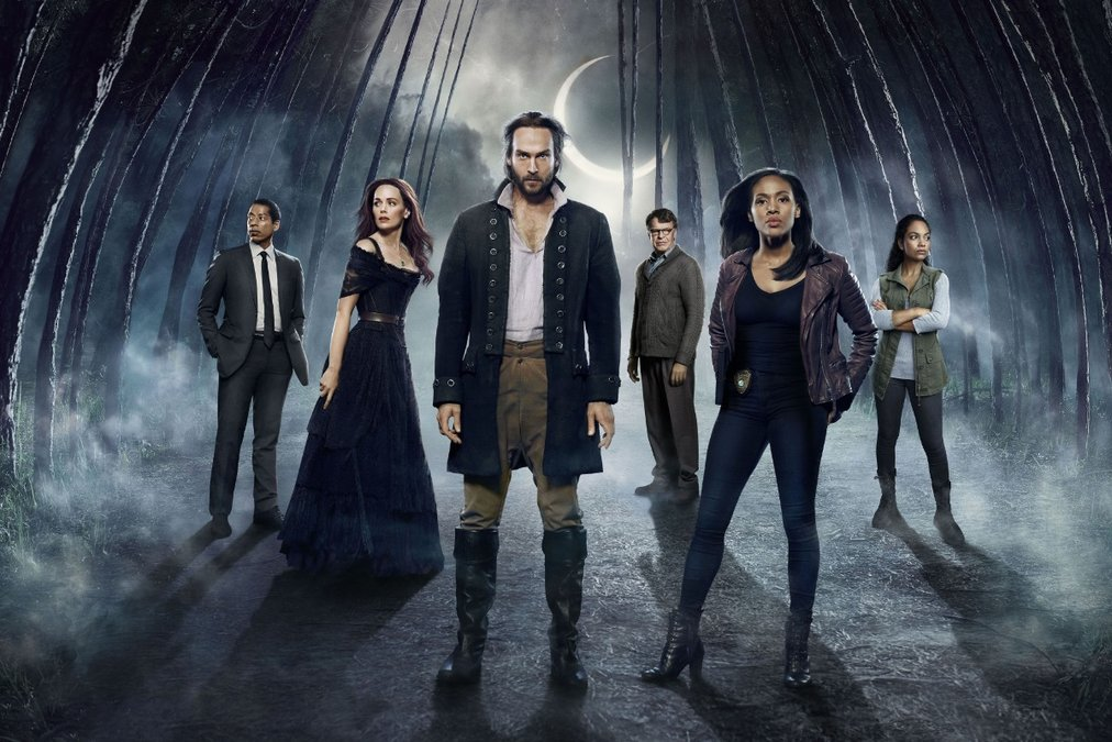 SLEEPY HOLLOW: Ichabod Crane vs. the 21st century, 2/9/15
