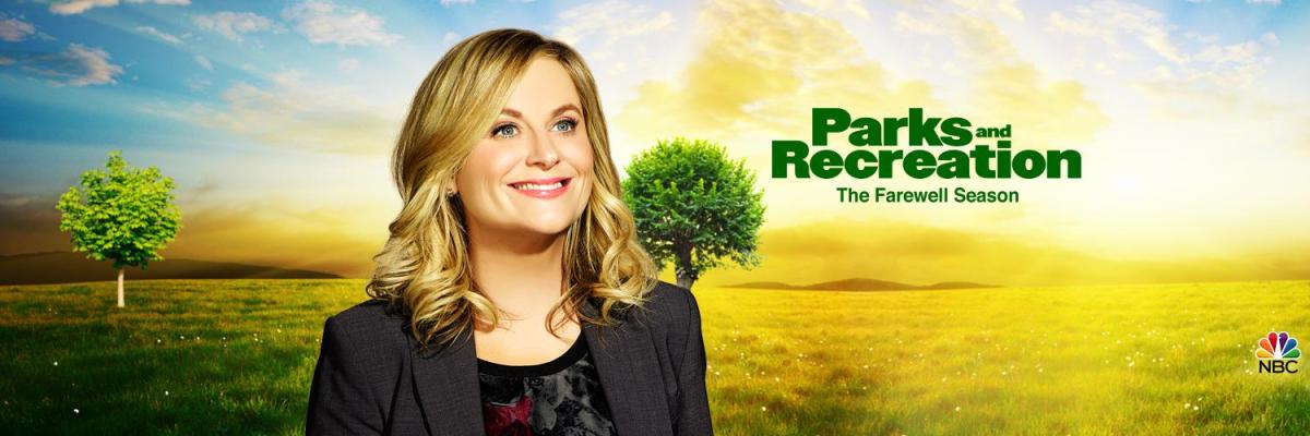 "PARKS AND RECREATION Season 7 Premiere:  ""Thank you, Commissioner Gordon, people of Gotham..."""