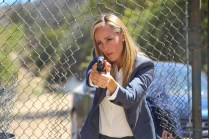 """BONES: Guest star Kim Raver in the """"The Brother in the Basement"""" episode of BONES airing Thursday, Oct. 8 (8:00-9:00 PM ET/PT) on FOX. ©2015 Fox Broadcasting Co. Cr: Kevin Estrada/FOX"""