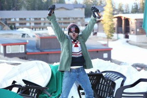 """IT'S ALWAYS SUNNY IN PHILADELPHIA -- """"The Gang Hits The Slopes"""" -- Episode 1103 (Airs Wednesday, January 20, 10:00 pm e/p) Pictured: Charlie Day as Charlie. CR: Patrick McElhenney/FX"""