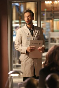"BONES:  Guest star Joel David Moore in the ""The Final Chapter:  The Tutor in the Tussle"" episode of BONES airing Tuesday, Jan. 31 (9:01-10:00 PM ET/PT) on FOX. ©2016 Fox Broadcasting Co. Cr: Patrick McElhenney/FOX"