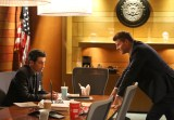 """BONES: L-R: John Boyd and David Boreanaz in the """"The Final Chapter: The Radioactive Panthers in the Party"""" episode of BONES airing Tuesday, March 14 (9:01-10:00 PM ET/PT) on FOX. ©2017 Fox Broadcasting Co. Cr: Patrick McElhenney/FOX"""