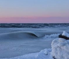 Slush Wave Slurpee Wave Ice Wave Frozen Wave Erik Schwab - Local Lens