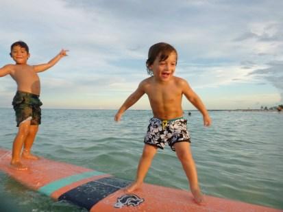 Annie Tworoger - Local Lens Surfers: Tristan and Jaxson