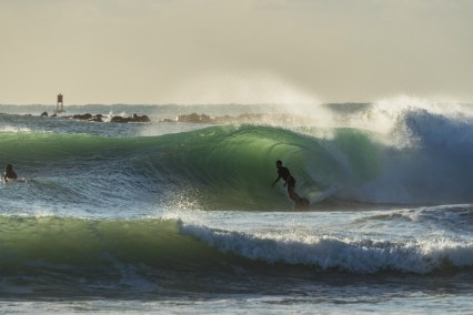 Winter Storm Riley - ThankYouSurfing - Alex Montero