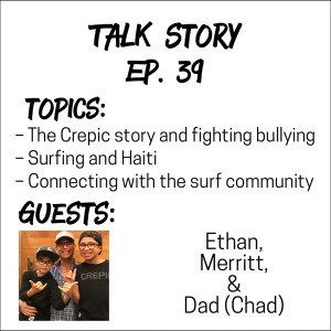 ThankYouSurfing - Talk Story - Episode 39 - Contents