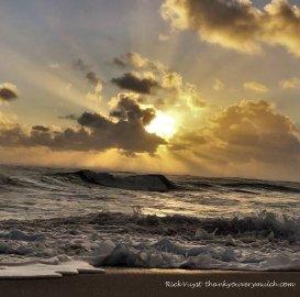 Sea Foam and Glory
