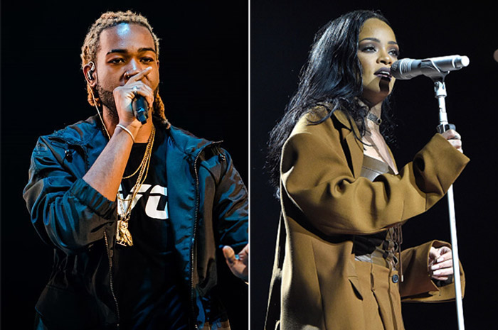 PARTYNEXTDOOR's 'Sex With Me' Reference Track for Rihanna Surfaces