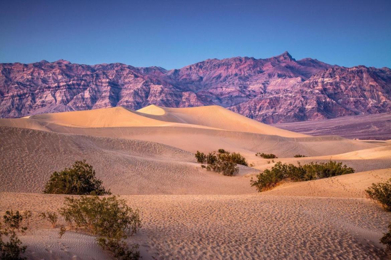 صحراء وادي الموت