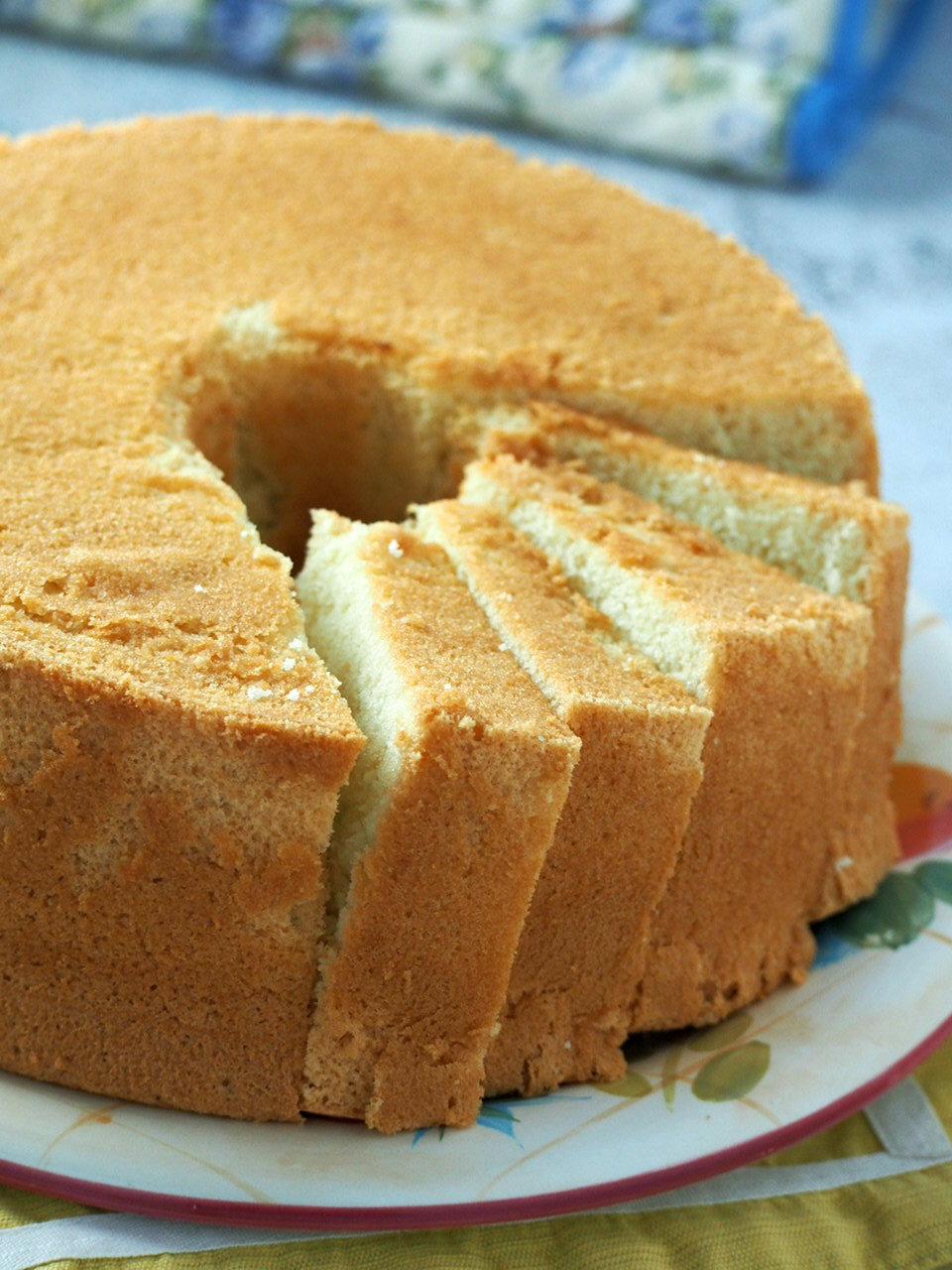 طريقة عمل الكيكة العادية الهشة