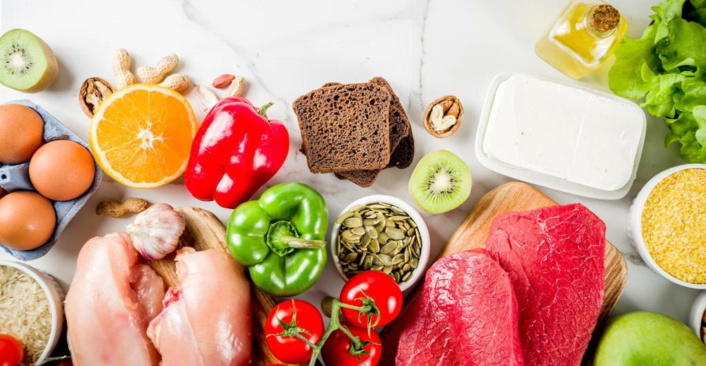 الرجيم منخفض الفودماب FODMAP أطعمة منخفضة الفودماب مناسبة للقولون العصبي.