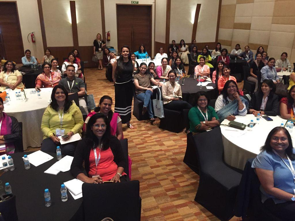 Smita Tharoor Unconscious Bias Training