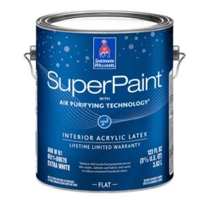 zero VOC paint Air Purifying Technology Sherwin Williams