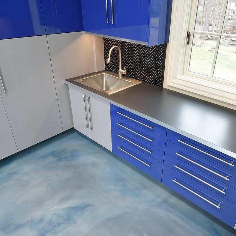 metallic-epoxy-garage-floor-by-encoregaragechicago