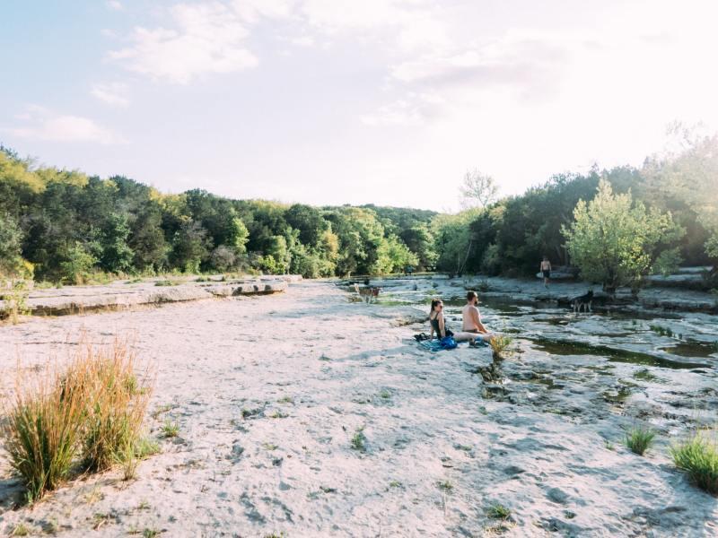 water-spots-in-Austin-Texas