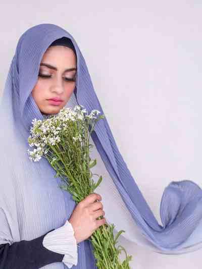 new stylish hijab