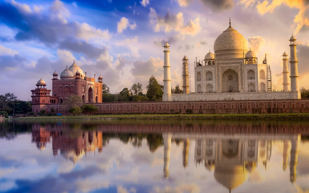 Cities of Emphasis: Agra