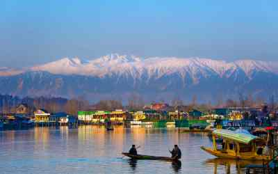 City of Emphasis: Srinagar, India