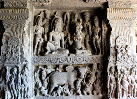 UNESCO World Heritage Site, Historical Monument, Architecture, Heritage, India, Incredible India, Ellora Caves, Maharashtra