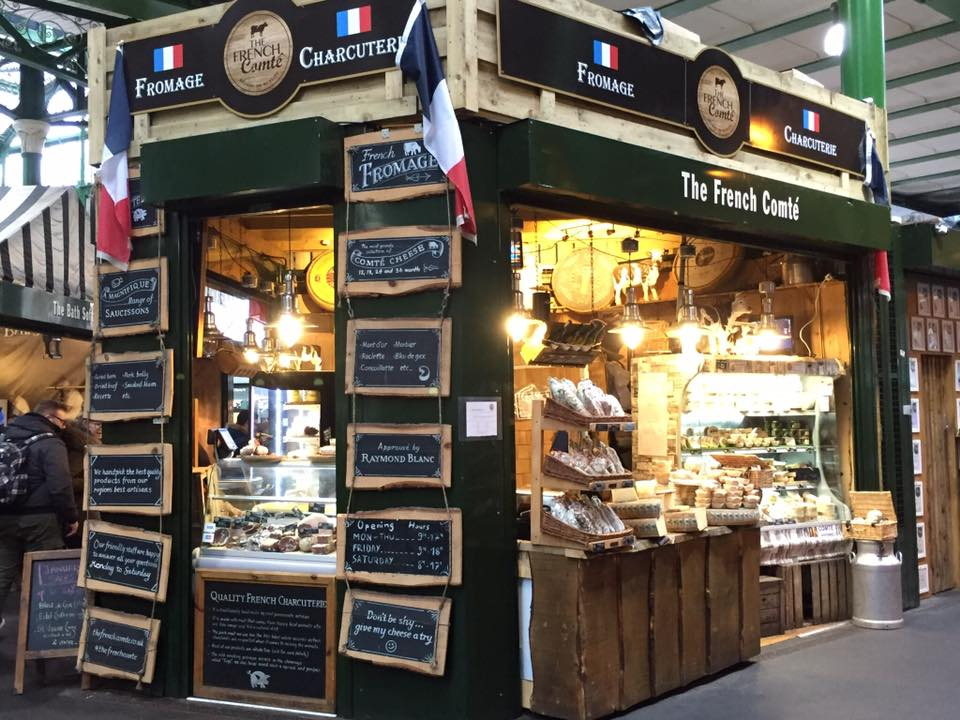 the french comte borough market london