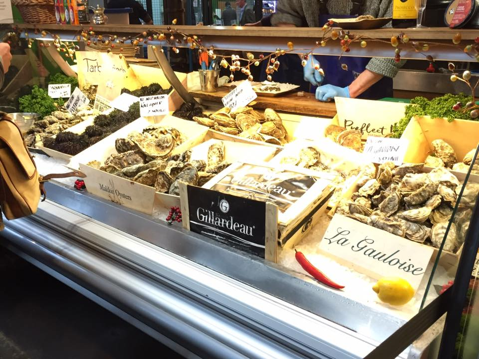 furness fish game borough market london oysters