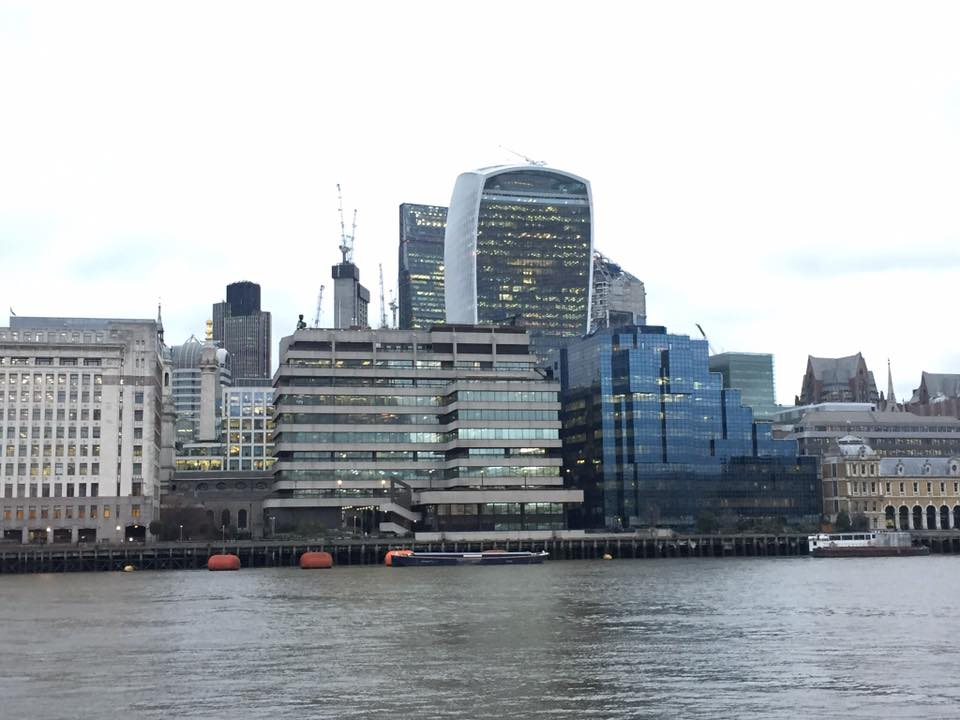 london skyline city