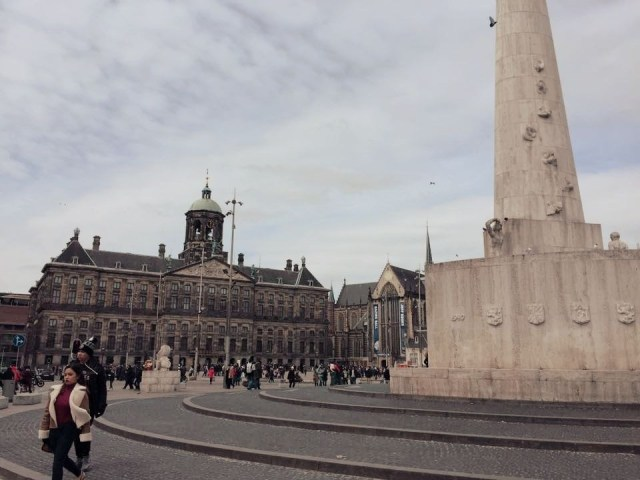 One Day In Amsterdam - Dam Square
