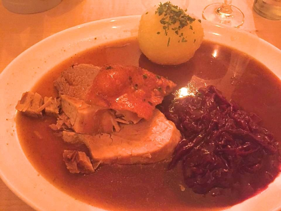 7 Foods You Must Try In Germany And Austria Schweinebraten Bavarian Roast Pork