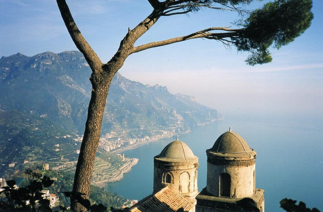 Amalfi Coast - The 5 Best Instagram Spots - Ravello