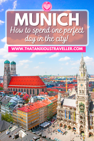 Got 24 hours in Munich, and want to know how to see the highlights without compromising? Read this Munich 1 day itinerary, and learn how you can see some of the city's best sights quickly and easily! Whether you want to do some Munich photography, or simply take in the best things to do in Munich, this guide will direct you towards authentic experiences you'll never forget. See Dachau, have a beer at the Hofbrauhaus, and more! #Munich #MunichGermany #GermanyTravel #1DayInMunich