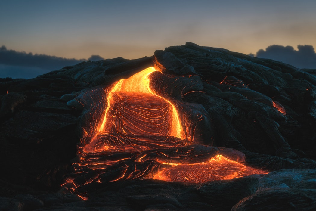 Hawaii Bucket List - Volcano