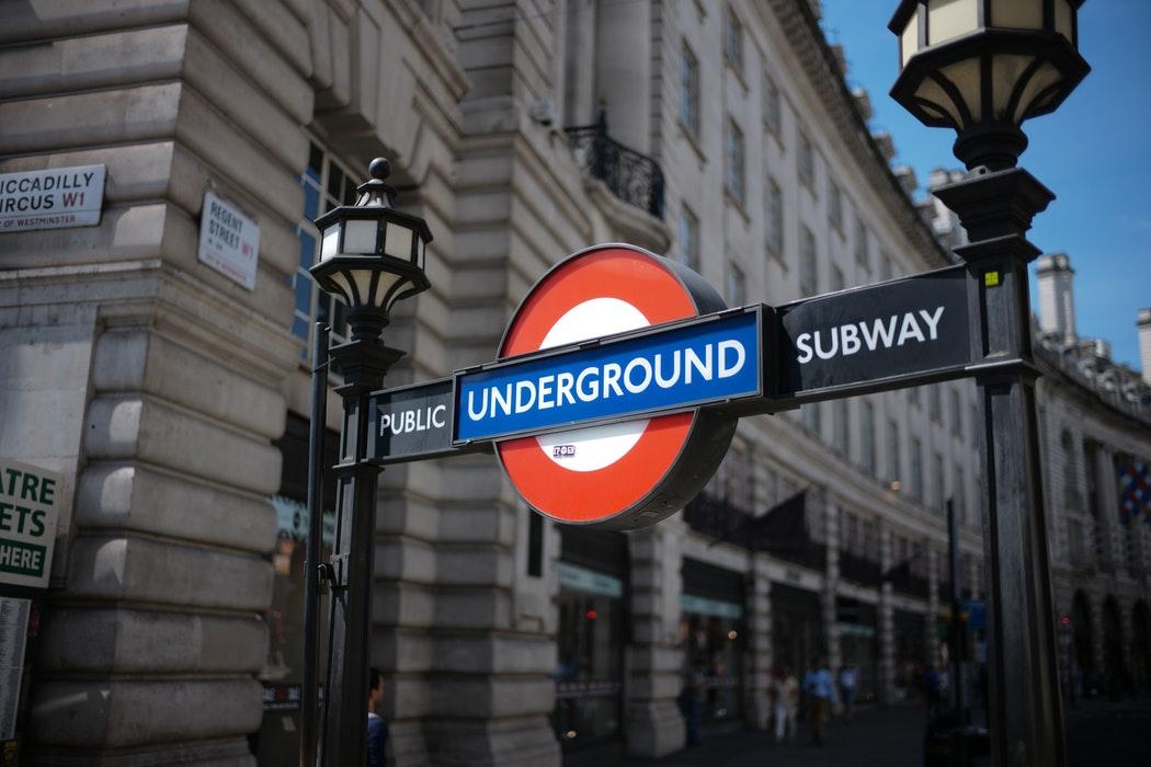 London Underground entrance