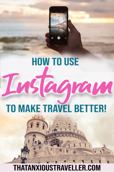 """Instagram travel is big business. Do a search, and you'll find people asking for photos beach, ideas and captions. But you'll also find people saying that Instagram ruining travel, that influencers are annoying, instagram ruining nature, and even """"I hate Instagram influencers"""". So is Instagram ruining travel? And how can we use Instagram to make travel better? #instagram #instagrammable #travel"""