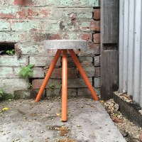How NOT to Make a Concrete Stool – Part B