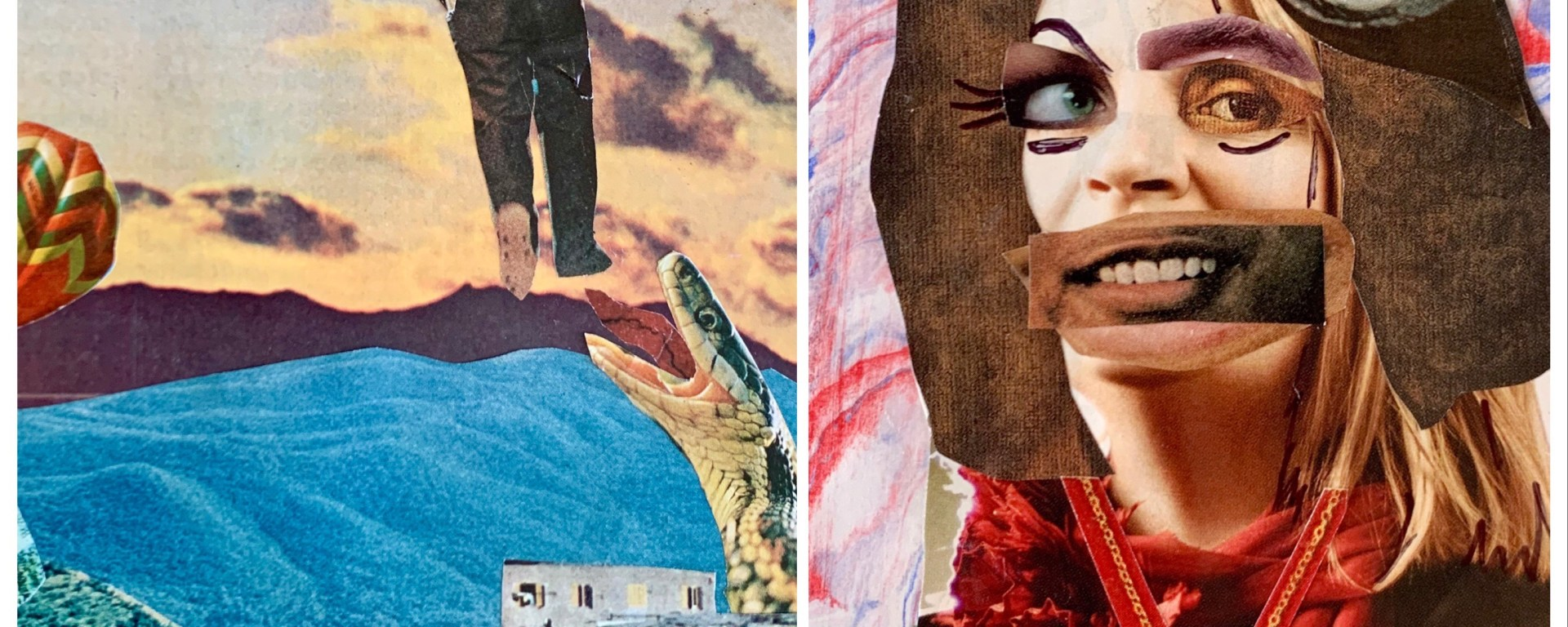 surrealism-inspired-collage-art-lessons