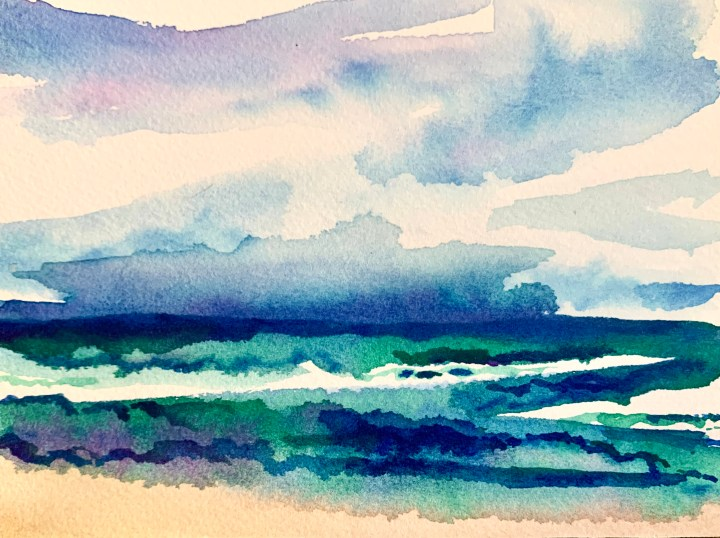 Easy-Watercolor-Seascape-Tutorial-for-Beginners